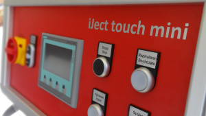 iJect touch mini switchboard