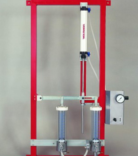 2-Component Wall Dosing Unit