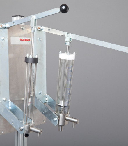 1-Component Wall Dosing Unit