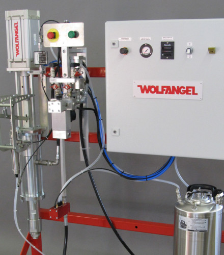 Pneumatically Controlled Injector