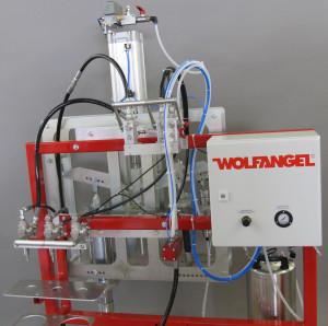 3K Injector 150_44_11 EP Foam Resin control box side