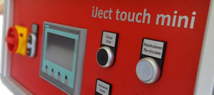 iJect touch