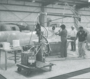 Wolfangel Equipment in Kuwait 1985