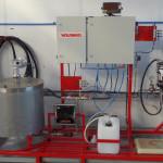 Granit Spritz Equipment
